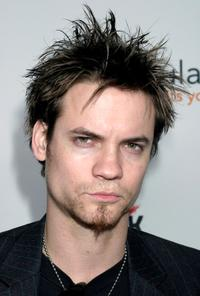 Shane West at the 2004 Rock the Vote Awards.