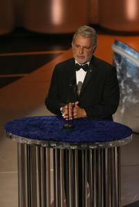 Sid Ganis at the 80th Annual Academy Awards.
