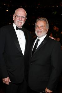Frank Pearson and Sid Ganis at the 36th AFI Life Achievement Award tribute to Warren Beatty.