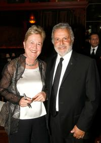 Eleanor Coppola and Sid Ganis at the