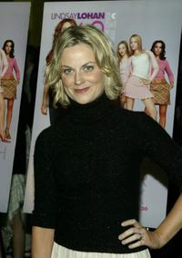 Amy Poehler at the private screening of