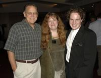 Dave Goelz, Wendy Froud and Toby Froud at the special 20th anniversary screening of