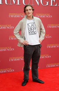 Frederick Lau at the Germany premiere of