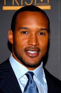 Henry Simmons at the 11th annual PRISM Awards.