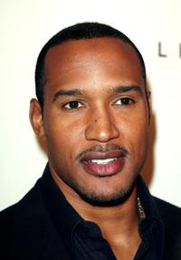Henry Simmons at the Ebony Pre-Oscar celebration.