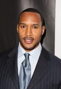 Henry Simmons at the Ebony Magazine Pre-Oscar Celebration.