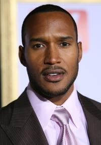 Henry Simmons at the 5th Annual Emmy Party.