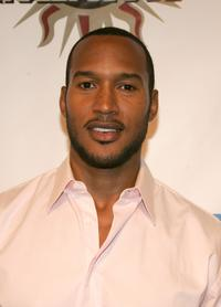 Henry Simmons at the 2nd Annual Hot In Hollywood event.