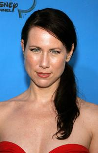 Miriam Shor at the Disney ABC Television Group All Star Party.