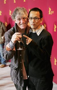 Christopher Doyle and Pen-ek Ratanaruang at the 56th Berlin International Film Festival.