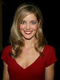 Christina Moore at the 2005 Macy's Passport Gala.