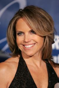 Katie Couric at the Jackie Robinson Foundation Annual Awards dinner.