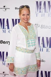 Katie Couric at the Southampton special screening of