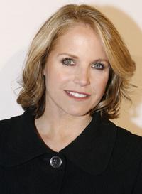 Katie Couric at the Project A.L.S