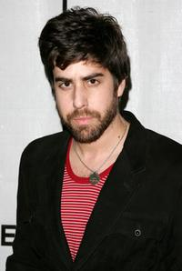 Adam Goldberg at the premiere of