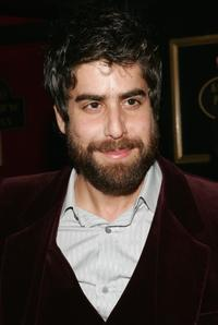 Adam Goldberg at the world premiere of