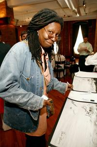 Whoopi Goldberg at the Tribeca Loft during 2007 Tribeca Film Festival.