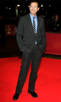 Jeff Goldblum at the 57th Berlin International Film Festival premiere of