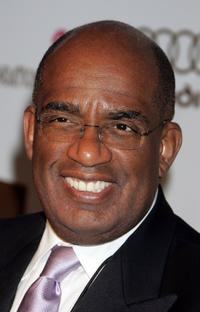 Al Roker at the 14th Annual Elton John Academy Awards.