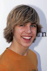 Cody Linley at the John Varvatos 5th Annual Stuart House Benefit.