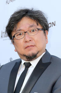 Shinji Higuchi at the 'ATTACK ON TITAN' World Premiere on July 14.