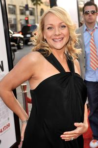 Nicole Sullivan at the premiere of