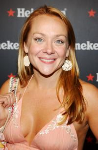 Nicole Sullivan at the Upfront Week Closing Night Party.