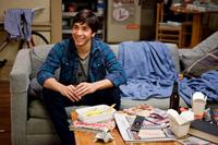 Justin Long as Garrett in
