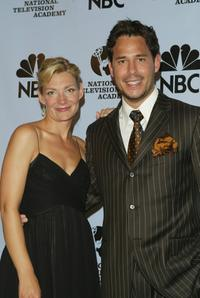 Beth Ehlers and Ricky Paull Goldin at the 31st Annual Daytime Emmy Awards.