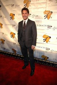 Ricky Paull Goldin at the 1st Annual US Doctors For Africa New York Gala Benefit.