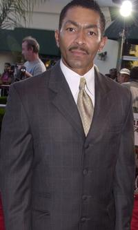 Darrell Foster at the premiere of