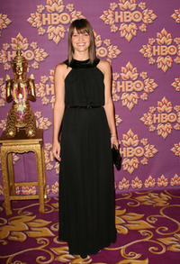 Ivana Milicevic at the HBO Emmy after party in L.A.