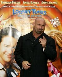 Bill Goldberg at the world premiere of