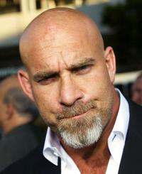 Bill Goldberg at the Hollywood premiere of