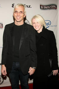 Art Alexakis and Guest at the VH1 Save The Music Foundation Presents