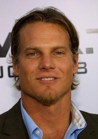 Brian Van Holt at the world premiere of