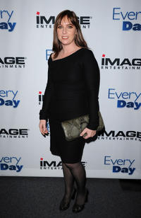 Miranda Bailey at the California premiere of