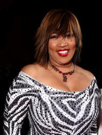 Kym E. Whitley at the world premiere of