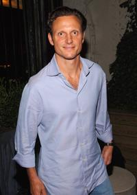 Tony Goldwyn at the Cinema Society and DKNY Jeans' screening of