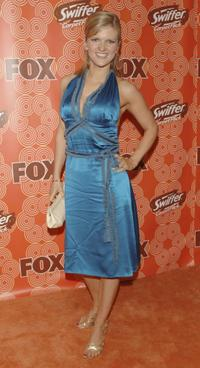 Arden Myrin at the FOX Fall Casino Party.