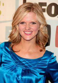 Arden Myrin at the FOX Fall Eco-Casino Party.