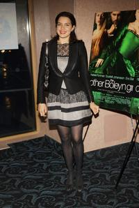 Zuleikha Robinson at the special screening of