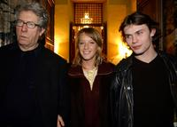Claude Miller, Ludivine Sagnier and Robinson Stevenin at the Soiree-Gala party of the Italian Premiere of