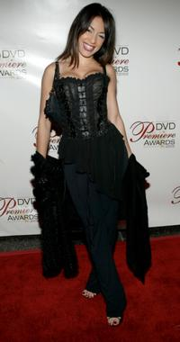 Delilah Cotto at the DVD Premiere Awards.