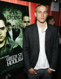 Charlie Hunnam at the premiere After Party of