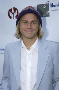 Charlie Hunnam at the Lifes Not Still Adolescence And Adolescents Benefit And Exhibit Sponsored By the Huck Fund.