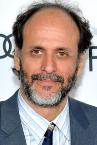 Luca Guadagnino at the screening of