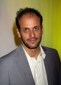 Luca Guadagnino at the Jaeger Le-Coultre evening during the 64th Annual Venice Film Festival.