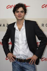 Paolo Briguglia at the photocall of