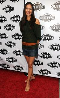 Sheetal Sheth at the 2010 Outfest Opening Night Gala of